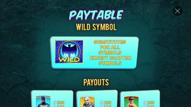 Free Slots 247 image of Batman & Mr. Freeze Fortune