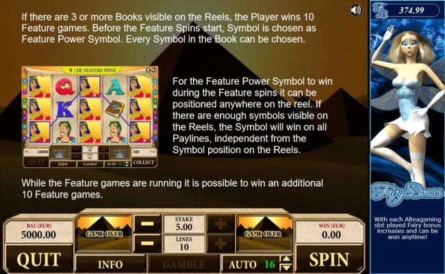 Free Slots 247 image of Cleopatra
