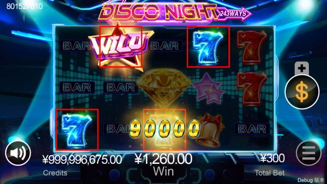 Free Slots 247 image of Disco Night