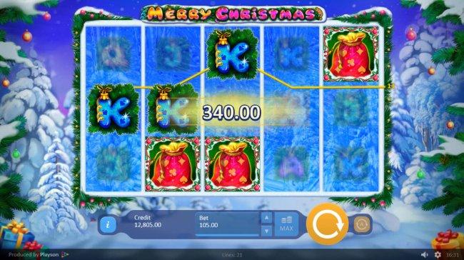 Free Slots 247 image of Merry Christmas