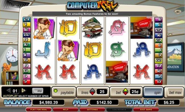 Free Slots 247 image of Computer Rage