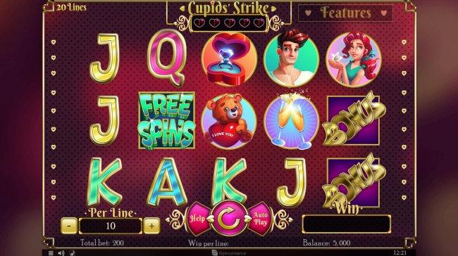 Free Slots 247 image of Cupids' Strike