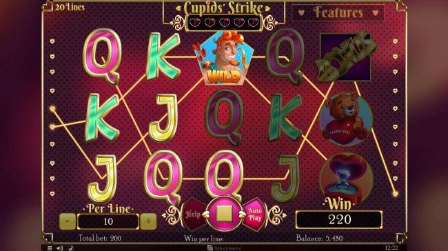 Cupids' Strike by Free Slots 247