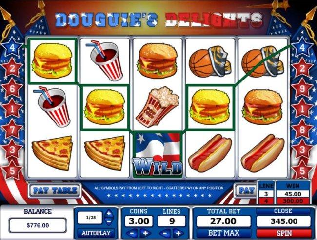 Douguie's Delights screenshot