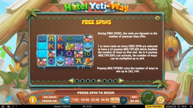 Hotel Yeti Way by Free Slots 247