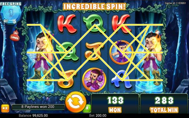 Free Slots 247 image of Huluwa