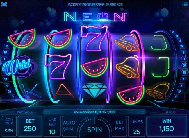 Images of Neon Reels