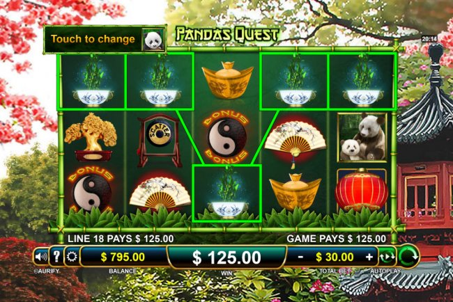 Images of Pandas Quest