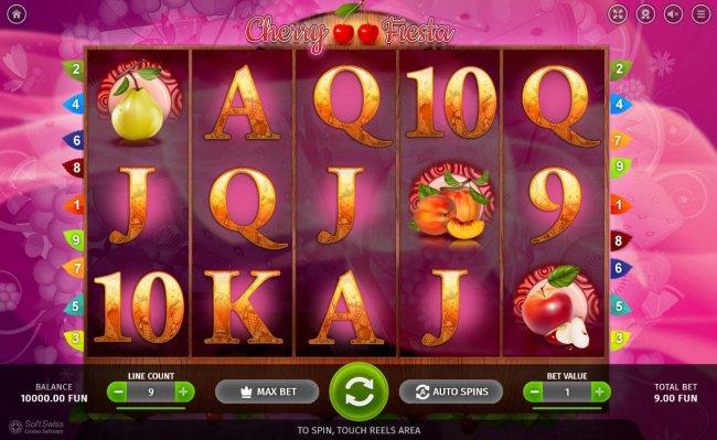 Free Slots 247 image of Cherry Fiesta