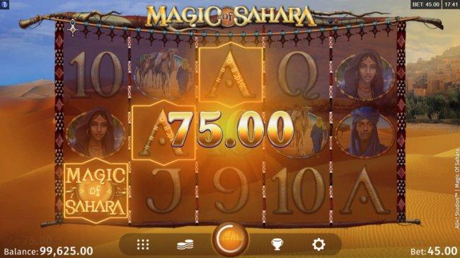 Magic of Sahara screenshot