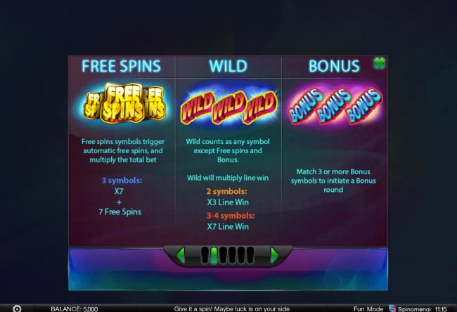 Surprising 7 by Free Slots 247