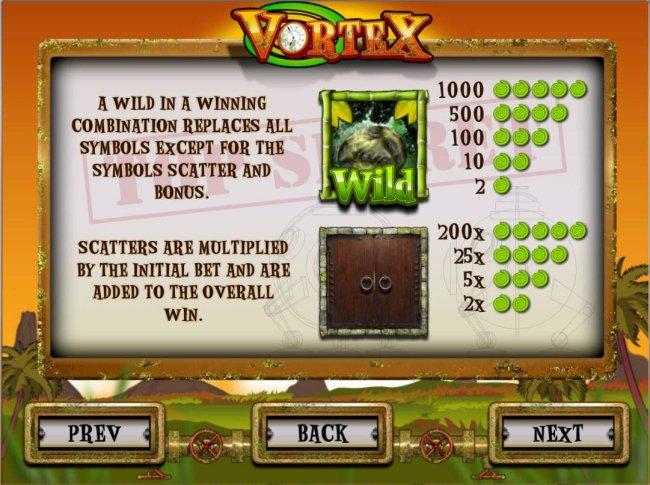 Vortex by Free Slots 247