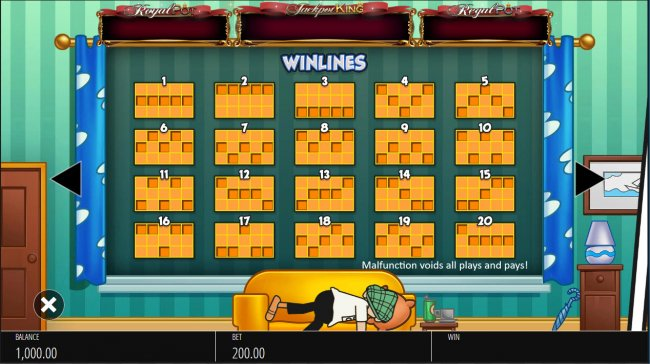 Andy Capp by Free Slots 247