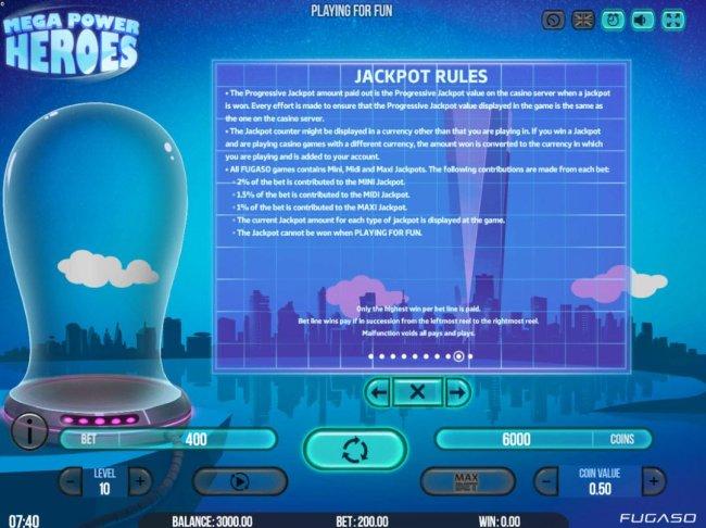 Free Slots 247 image of Mega Power Heroes