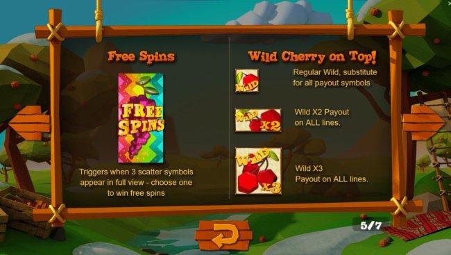 Free Slots 247 image of Wild Cherry