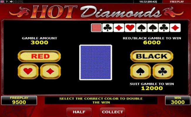 Free Slots 247 image of Hot Diamonds