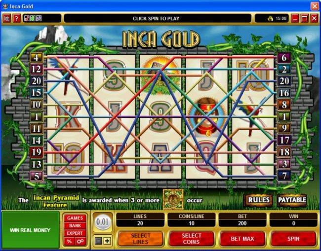 Free Slots 247 image of Inca Gold