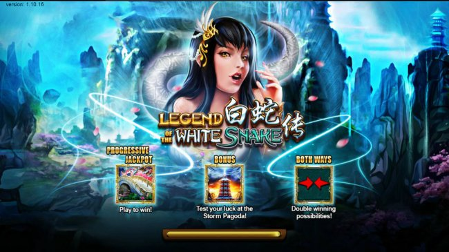 Legends of the White Snake by Free Slots 247