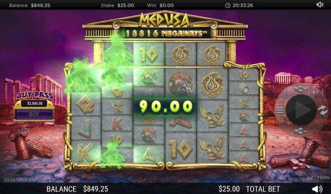 Free Slots 247 image of Medusa Megaways