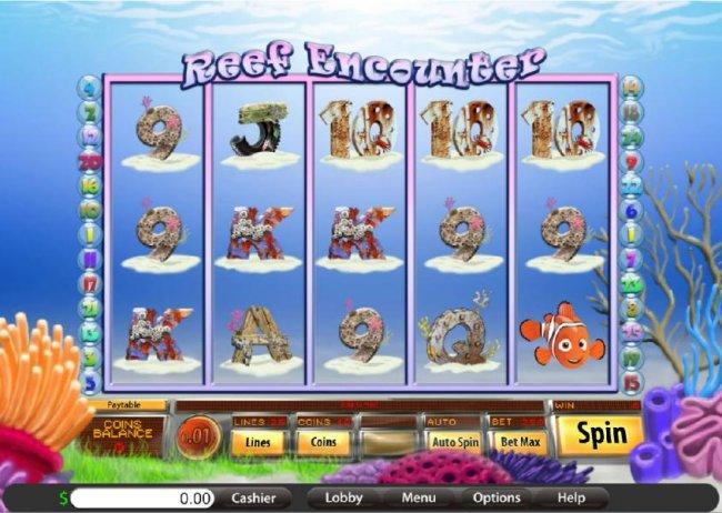 Reef Encounter screenshot