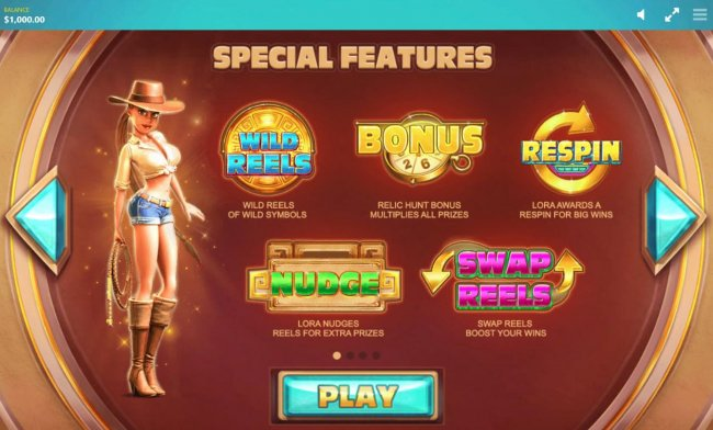 Free Slots 247 image of Temple of Gold