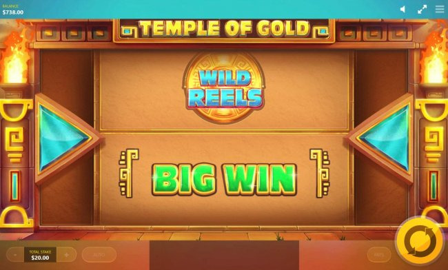 Temple of Gold by Free Slots 247