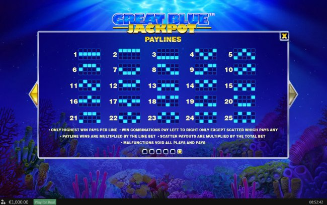 Great Blue Jackpot by Free Slots 247