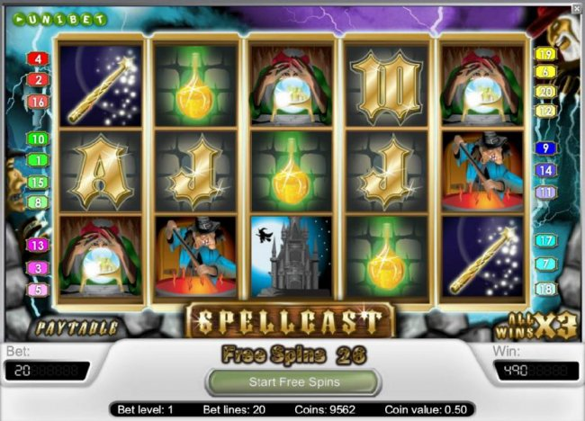 Images of Spellcast