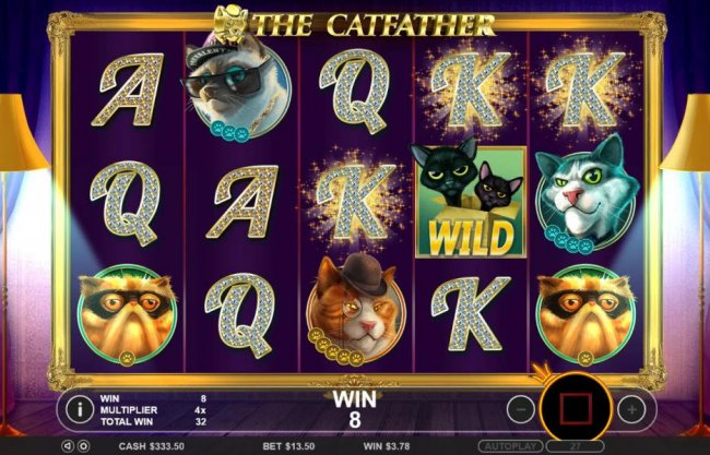 Free Slots 247 image of The Catfather