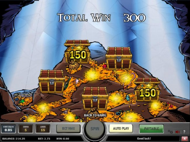 Free Slots 247 - bonus feature pays out 300 coins