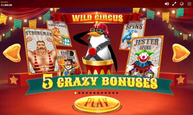 Wild Circus by Free Slots 247