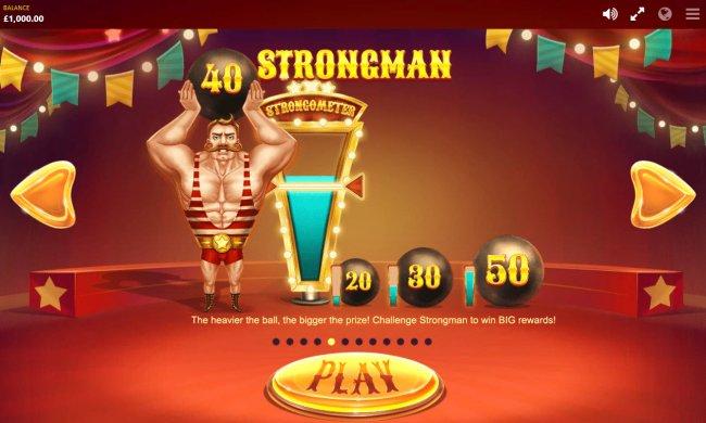 Free Slots 247 - Strongman