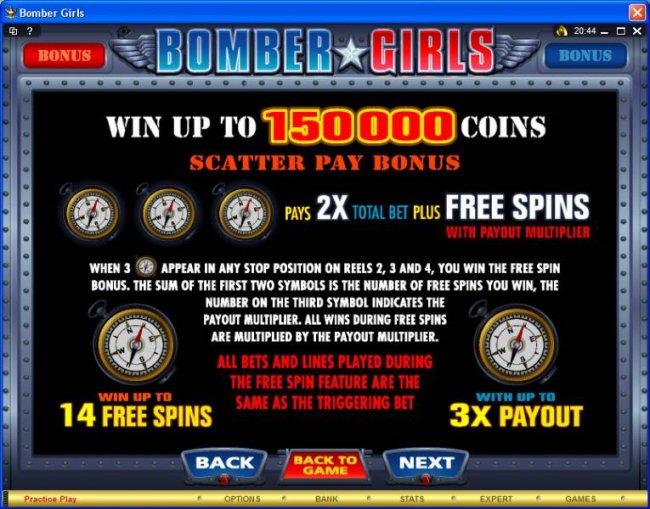 Free Slots 247 image of Bomber Girls