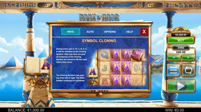 Book of Gods screenshot