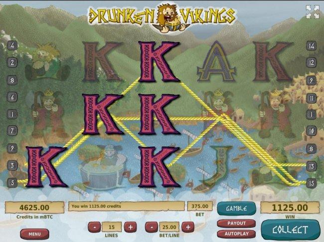 Free Slots 247 image of Drunken Vikings