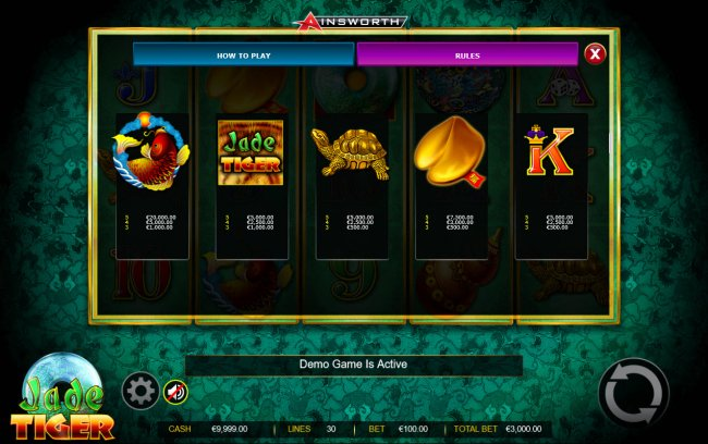 Free Slots 247 - Free Spins - Medium Value Symbols
