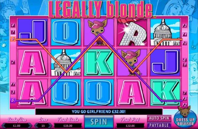 Legally Blonde screenshot