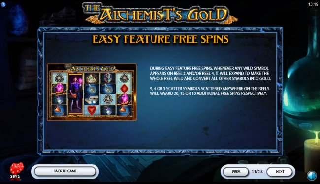 Images of The Alchemist's Gold