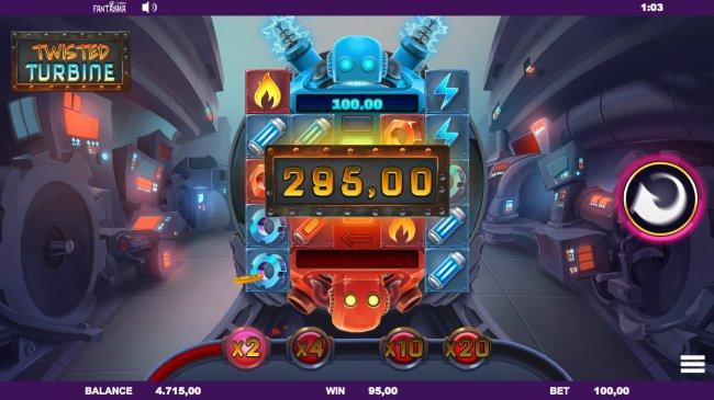 Free Slots 247 image of Twisted Turbine