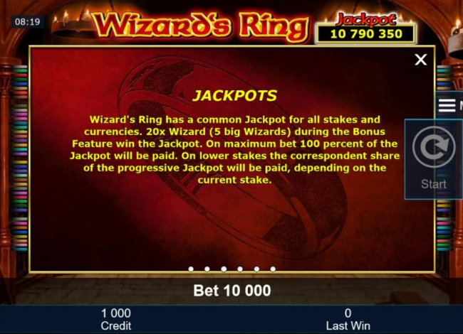 Images of Wizard's Ring