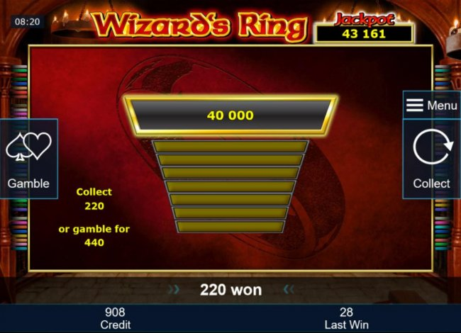Free Slots 247 image of Wizard's Ring