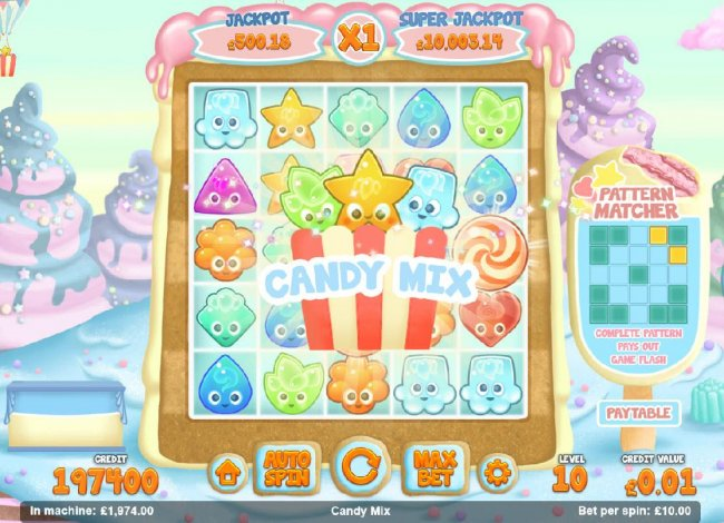 Candy Kingdom screenshot