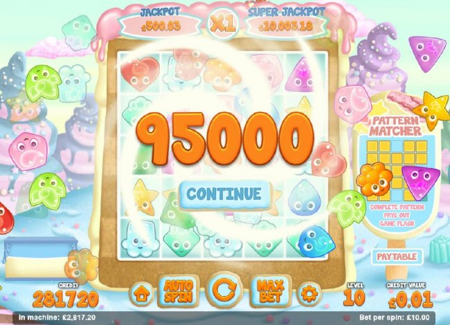 Images of Candy Kingdom