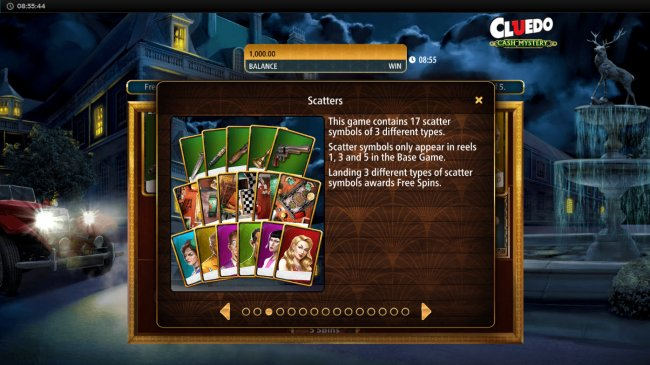 Cluedo Cash Mystery screenshot