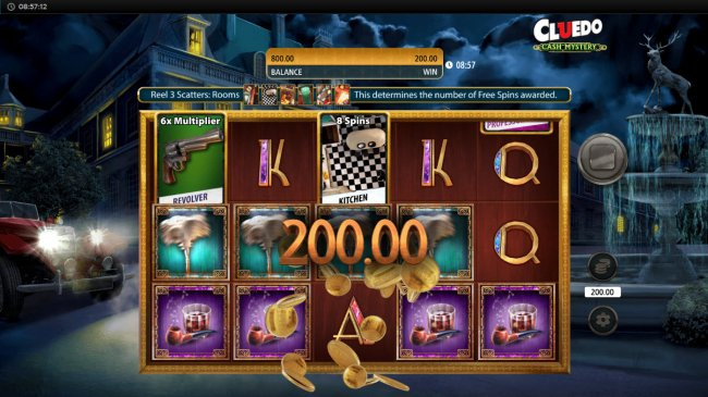Cluedo Cash Mystery by Free Slots 247