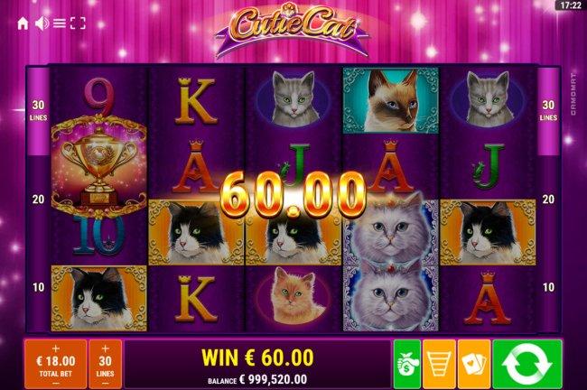 Cutie Cat by Free Slots 247