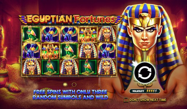 Images of Egyptian Fortunes