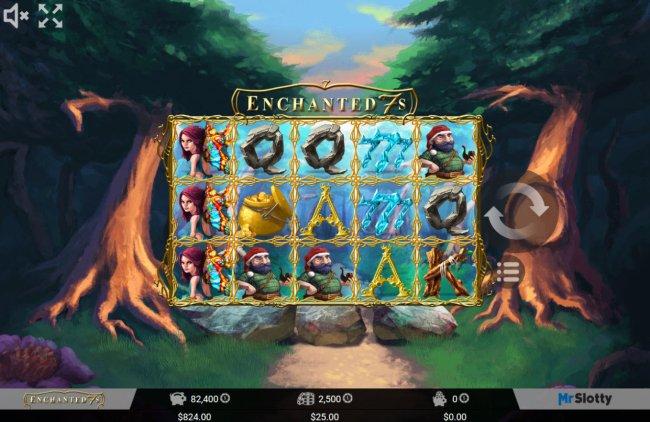 Free Slots 247 image of Enchanted 7s