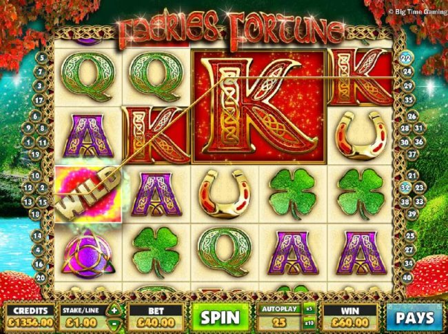 Free Slots 247 image of Faeries Fortune