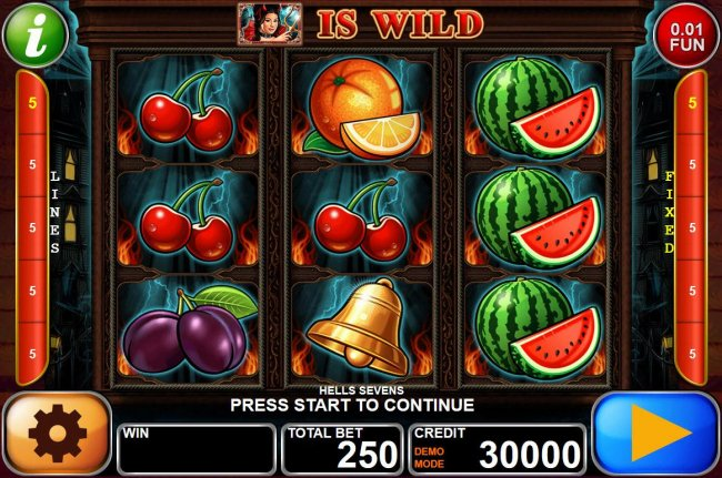 Free Slots 247 image of Hell's Sevens